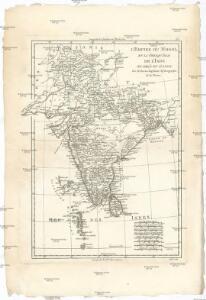 L'empire du Mogol, et la presqu'isle de l'Inde en deçá du Gagne