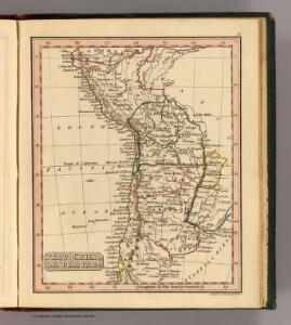 Peru, Chili, La Plata.