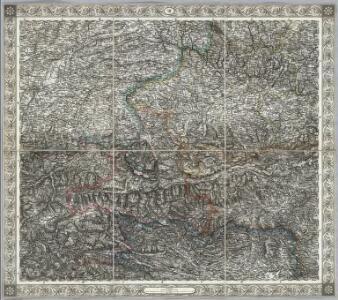 Sheet VII: Karte Des Oesterreichischen Kaiserstaates.