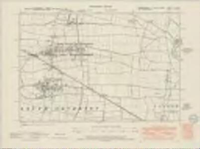 Lincolnshire L.SE - OS Six-Inch Map