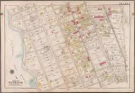 Plate 2: [Bounded by Mackay Pl., 1st Ave., 72nd St., 2nd Ave., 73rd St., 3rd Ave., 74th St., 4th Ave., 75th St., 6th Ave., 78th St., 5th Ave., 89th St., 3rd Ave., 88th St., 2nd Ave., 87th St., 1st Ave., 86th St. & Bayridge Pkwy.]; Atlas of the borough of Brooklyn, city of New York: from actual surveys and official plans by George W. and Walter S. Bromley.