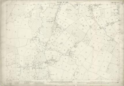 Kent LXII.2 (includes: Marden) - 25 Inch Map