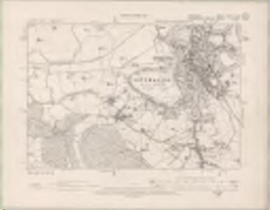 Perth and Clackmannan Sheet CXXXVIII.NE - OS 6 Inch map
