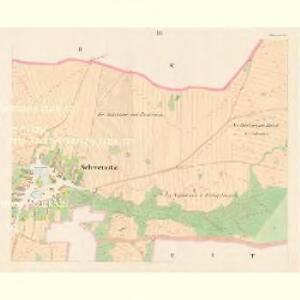 Schweinitz - c7647-1-003 - Kaiserpflichtexemplar der Landkarten des stabilen Katasters