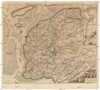 Tabula comitatus Frisiae