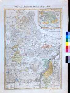 Charte von der Grafschaft Hanau-Lichtenberg