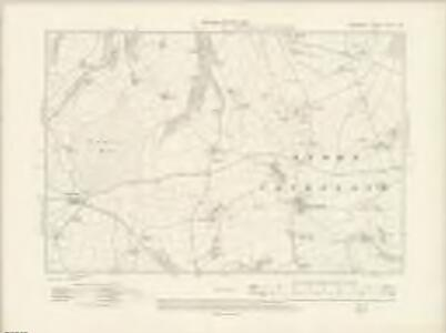 Cornwall XXIII.SW - OS Six-Inch Map