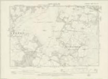 Glamorgan XXIII.SW - OS Six-Inch Map