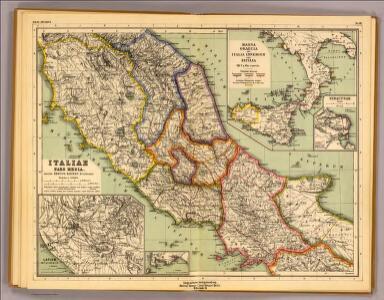 Italiae pars media.