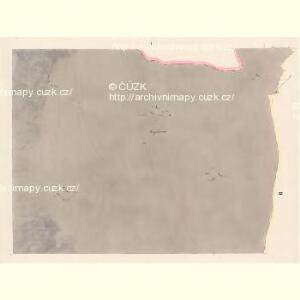 Mecholub (Měcholuby) - c4582-1-004 - Kaiserpflichtexemplar der Landkarten des stabilen Katasters