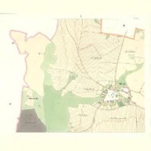 Wall - c8310-1-001 - Kaiserpflichtexemplar der Landkarten des stabilen Katasters