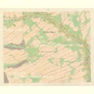 Rothwasser (Čerwenawoda) - m0386-1-004 - Kaiserpflichtexemplar der Landkarten des stabilen Katasters