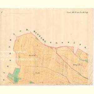 Fratting - m3476-1-001 - Kaiserpflichtexemplar der Landkarten des stabilen Katasters