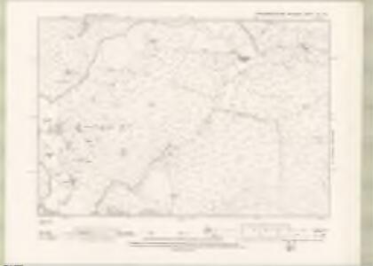 Kirkcudbrightshire Sheet XX.SW - OS 6 Inch map