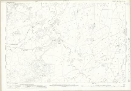 Westmorland XXXVII.16 (includes: Cartmel Fell; Crosthwaite And Lyth) - 25 Inch Map