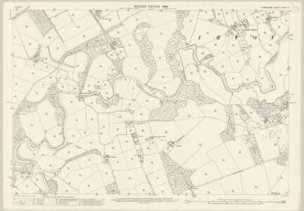 Cumberland LXXVIII.15 (includes: Irton) - 25 Inch Map