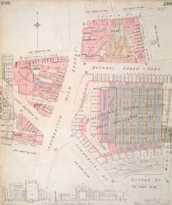 Insurance Plan of London Vol. XI: sheet 298