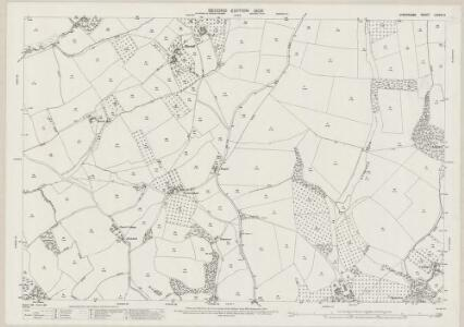 Shropshire LXXXIII.3 (includes: Boraston; Burford; Greete; Nash) - 25 Inch Map
