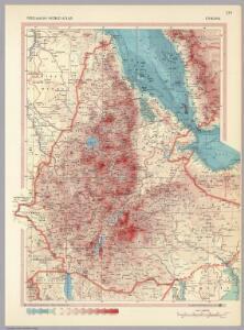 Ethiopia.  Pergamon World Atlas.