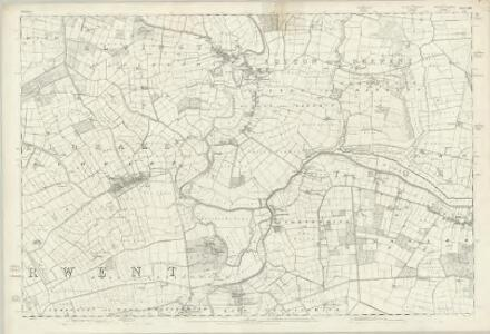 Yorkshire 192 - OS Six-Inch Map