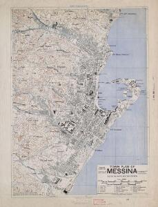 Town plans of Sicily, Messina
