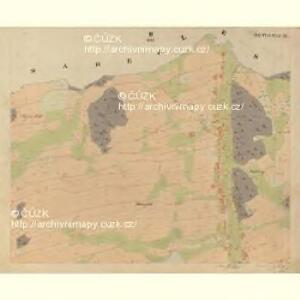 Deutsch Reichenau - c6659-2-002 - Kaiserpflichtexemplar der Landkarten des stabilen Katasters