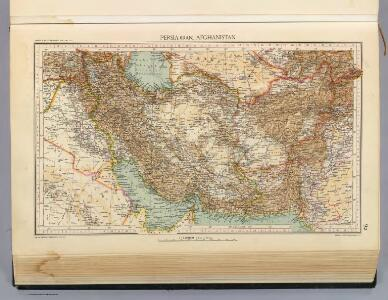 92. Persia, Afghanistan.