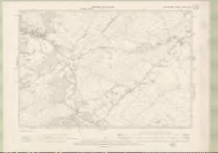 Perth and Clackmannan Sheet CXXX.NW - OS 6 Inch map