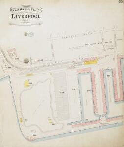 Insurance Plan of the City of Liverpool Vol. II: sheet 23