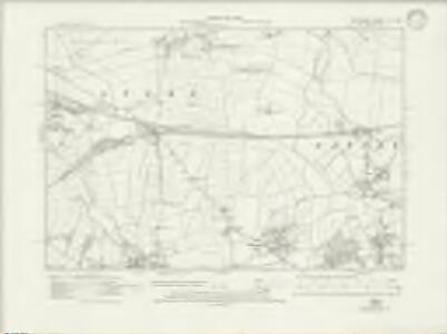 Wiltshire XL.NE - OS Six-Inch Map