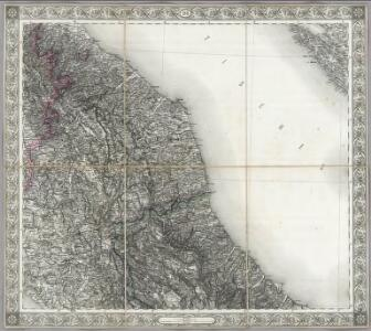 Sheet XVII: Karte Des Oesterreichischen Kaiserstaates.
