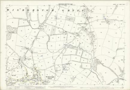 Sussex XXIII.3 (includes: Wisborough Green) - 25 Inch Map