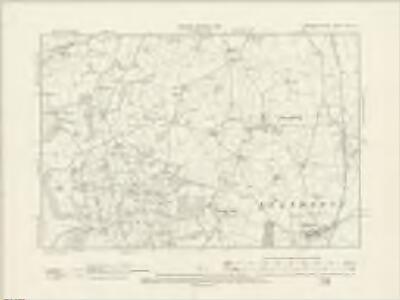 Monmouthshire XIX.NE - OS Six-Inch Map
