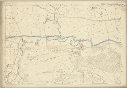 Montgomeryshire V.16 (includes: Llanrhaeadr Ym Mochnant; Llanrhaeadr Ym Mochnant) - 25 Inch Map