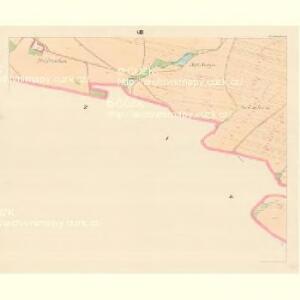 Wodnian - c8719-1-007 - Kaiserpflichtexemplar der Landkarten des stabilen Katasters