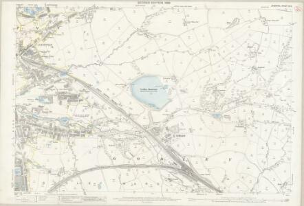 Cheshire XI.2 (includes: Hyde) - 25 Inch Map