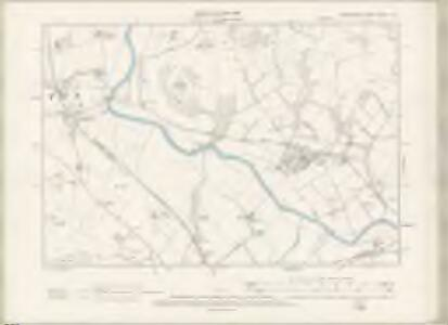 Lanarkshire Sheet XXXIII.SE - OS 6 Inch map