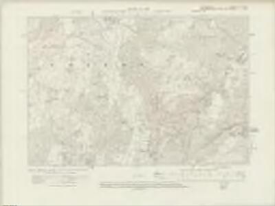Lancashire VIII.SW - OS Six-Inch Map