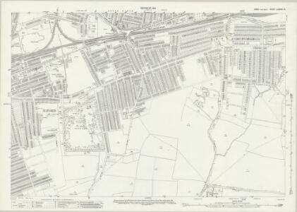 Essex (New Series 1913-) n LXXVIII.16 (includes: Ilford) - 25 Inch Map