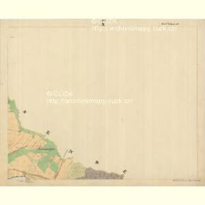 Böhm. Gillowitz - c2059-2-010 - Kaiserpflichtexemplar der Landkarten des stabilen Katasters