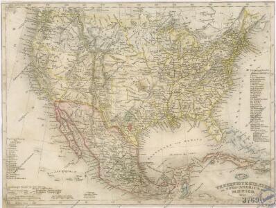 Vereinigte Staaten von Nord America - und Mexico