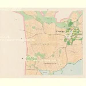 Przeseka - c6205-1-005 - Kaiserpflichtexemplar der Landkarten des stabilen Katasters
