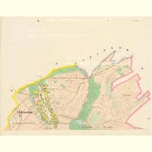 Alt und Neu-Klitschau - c3160-1-001 - Kaiserpflichtexemplar der Landkarten des stabilen Katasters
