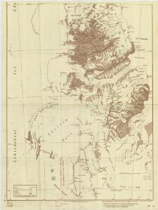 Antarctica, VICTORIA LAND, Ross Dependency (South)