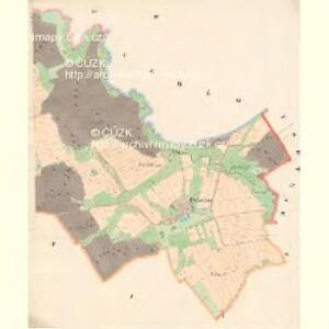 Selze - c6766-1-004 - Kaiserpflichtexemplar der Landkarten des stabilen Katasters