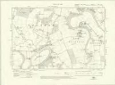 Yorkshire XXVI.NE - OS Six-Inch Map