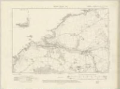 Cornwall LVIA.SE & LVI.SW - OS Six-Inch Map