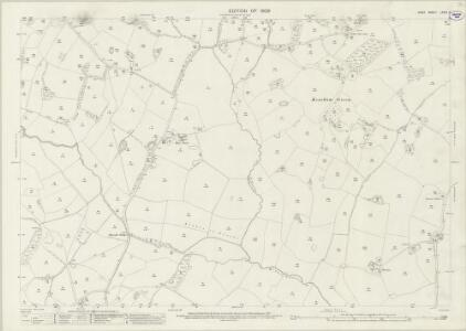 Kent LXXIX.5 (includes: Benenden; Rolvenden; Sandhurst) - 25 Inch Map