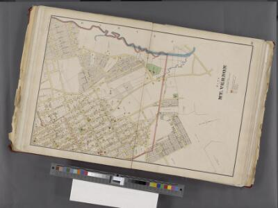 Westchester, Double Page Plate No. 9 [Map bounded by Pelham, Randal Ave., Mundys Lane, E. 5th St.] / prepared under the direction of Joseph R. Bien, from general surveys and official records.