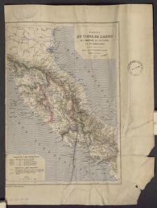 Golfe de Naples et le Vésuve